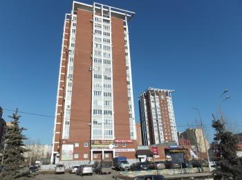 Новостройка ЖК на ул. Мира